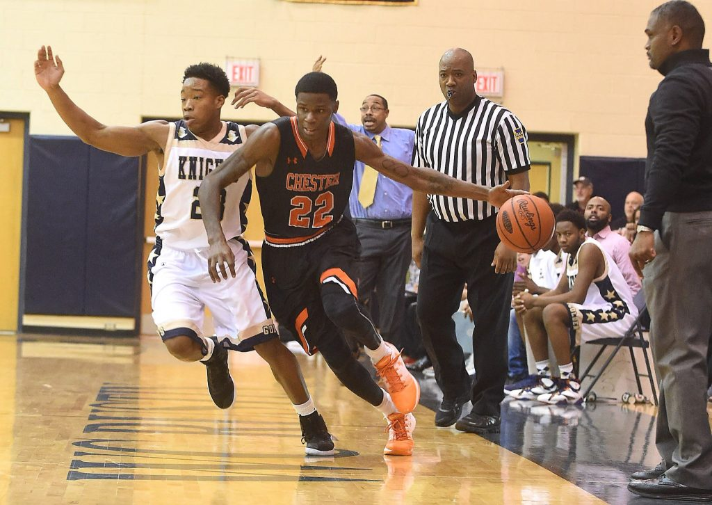 PIAA Hoops High Powered Milton Hershey An Sizeable Test For