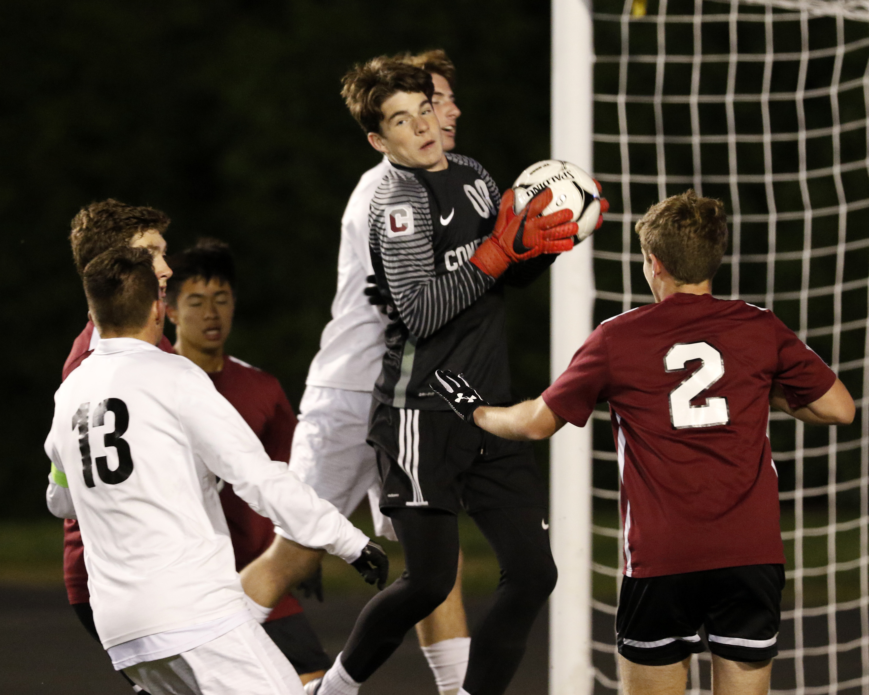 Main Line boys' soccer squads looking strong again this fall