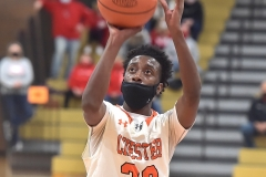 Freshman guard Kyree Womack had the hot hand at the three throw line including three that tied the score near the end of regulation as the Clippers defeated Crestwood in overtime of the PIAA quarterfinals Friday evening.