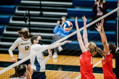 Unionville's Emily Harper. (Nate Heckenberger - For MediaNews Group)