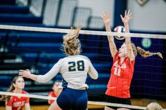 Unionville's Genna Weeber. (Nate Heckenberger - For MediaNews Group)