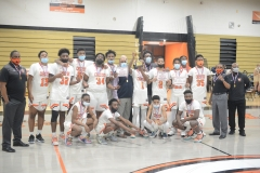 The Chester Clippers went on to a 62-46 to win the District 1 title.