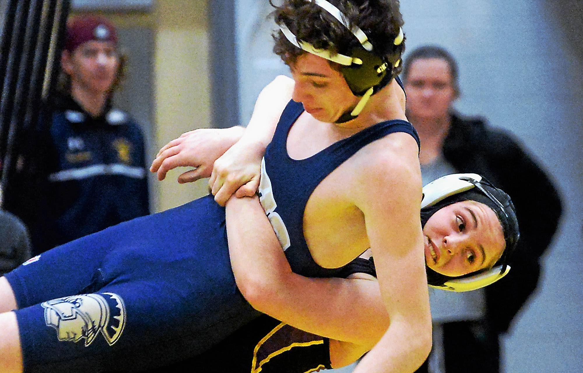Upper Moreland They Came Hoping To Put Themselves In Position To Be Wrestling For A Suburban One League Title This Weekend