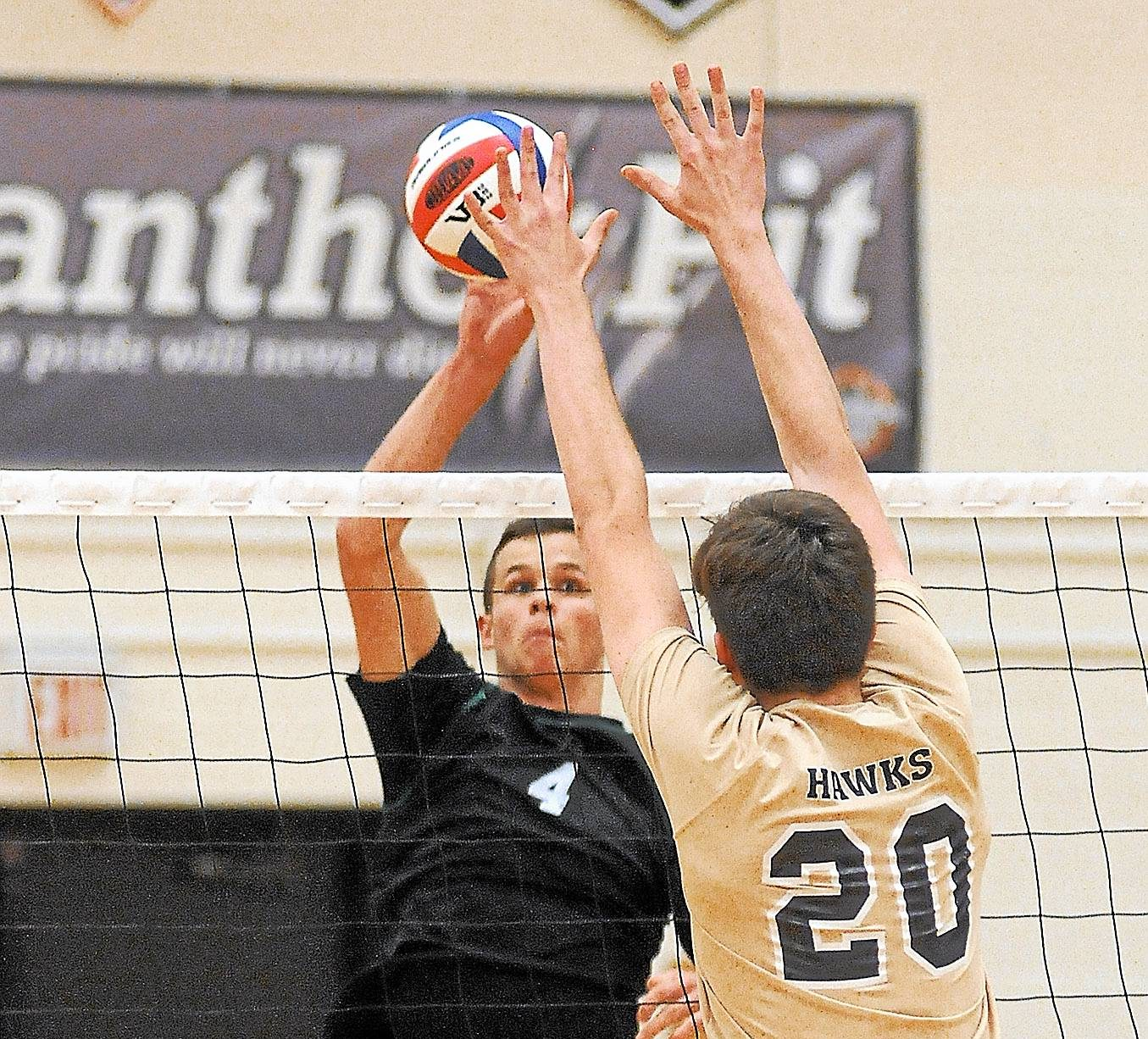 2017 Reporter Times Herald Montgomery Boys Volleyball All