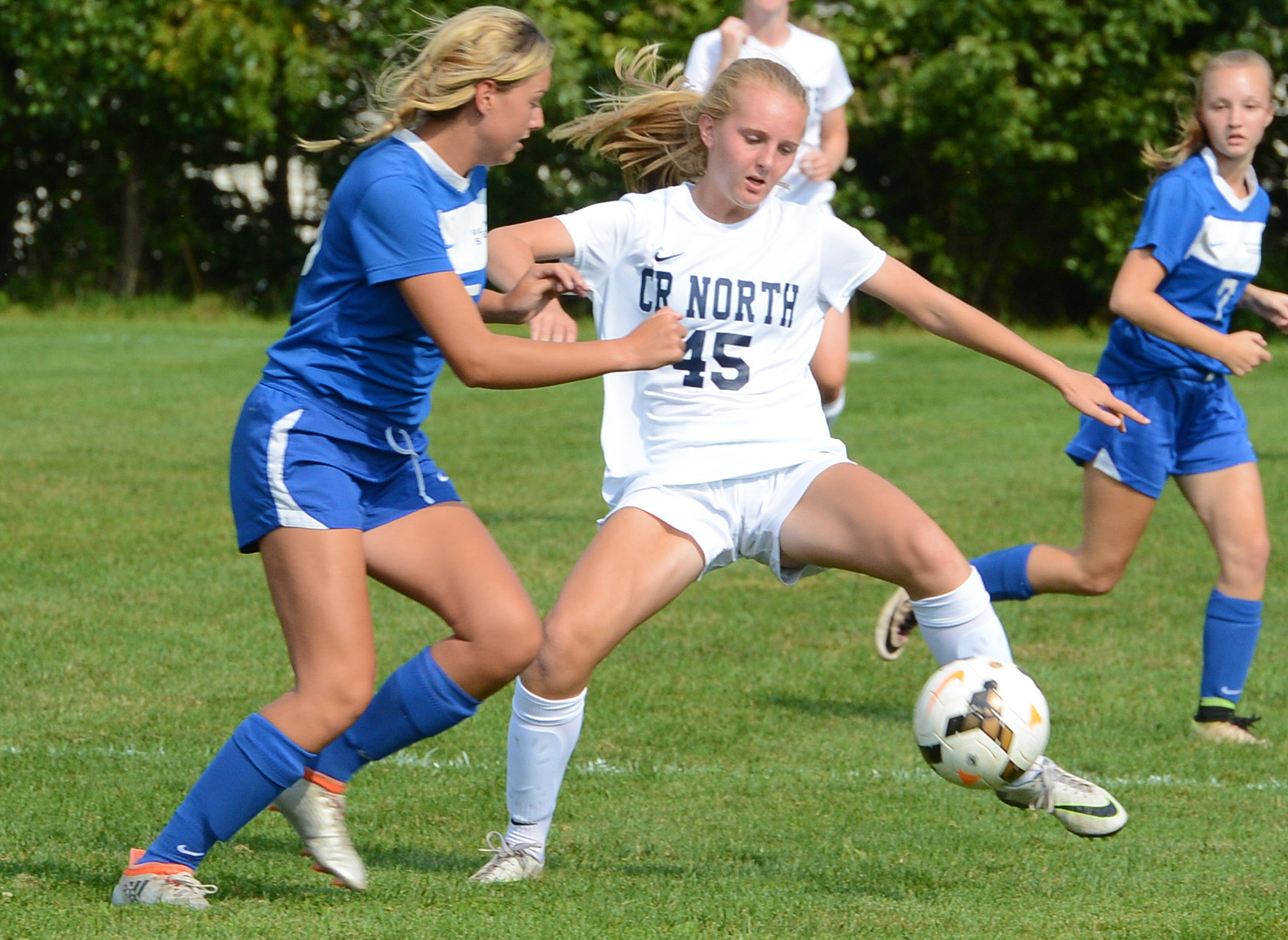 Council Rock North Girls Soccer Comes Back To Beat