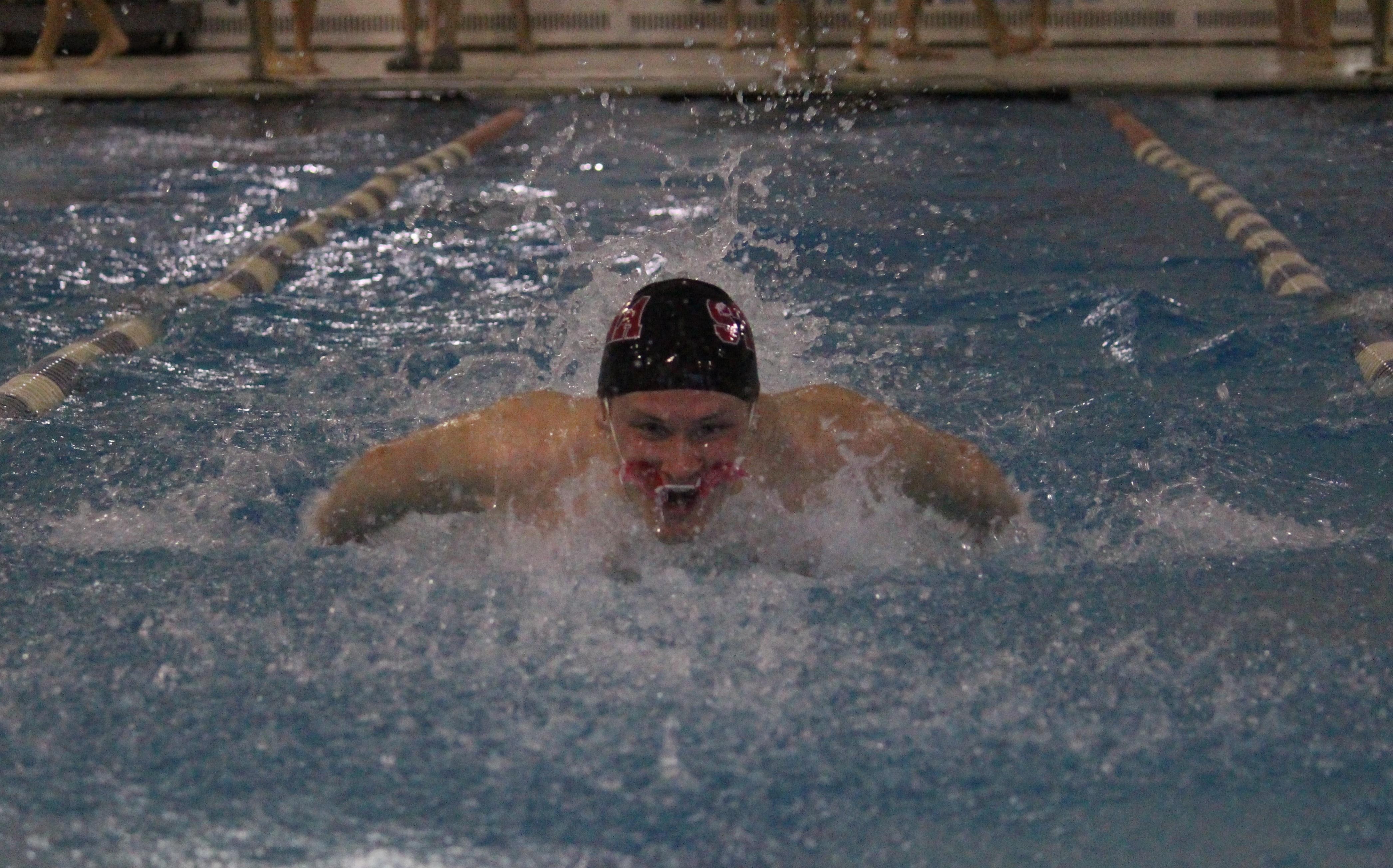 Conestoga Swim Teams Sweep Haverford Pa Prep Live