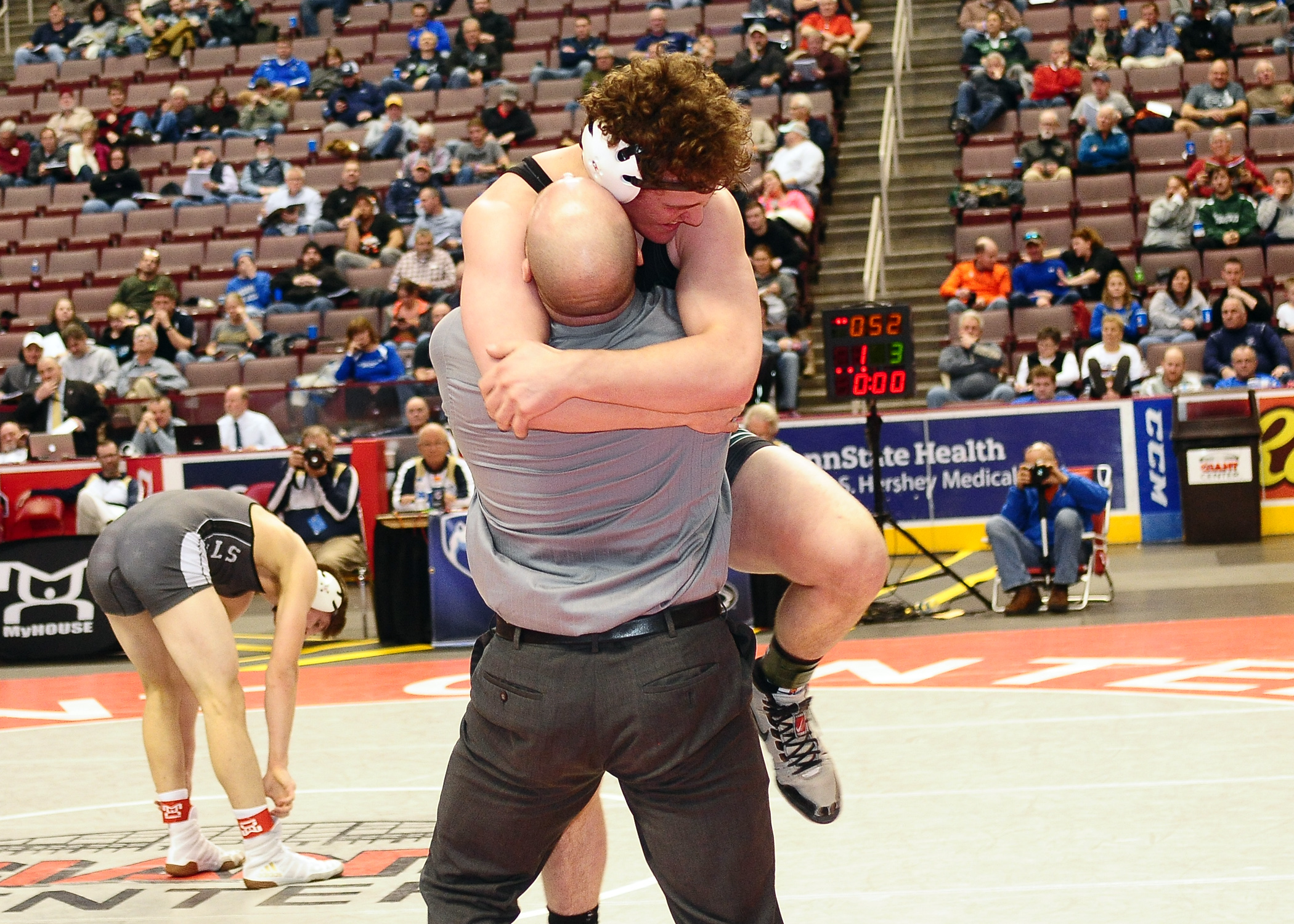 Stillings Brings Home First Piaa Gold For Pennridge Since