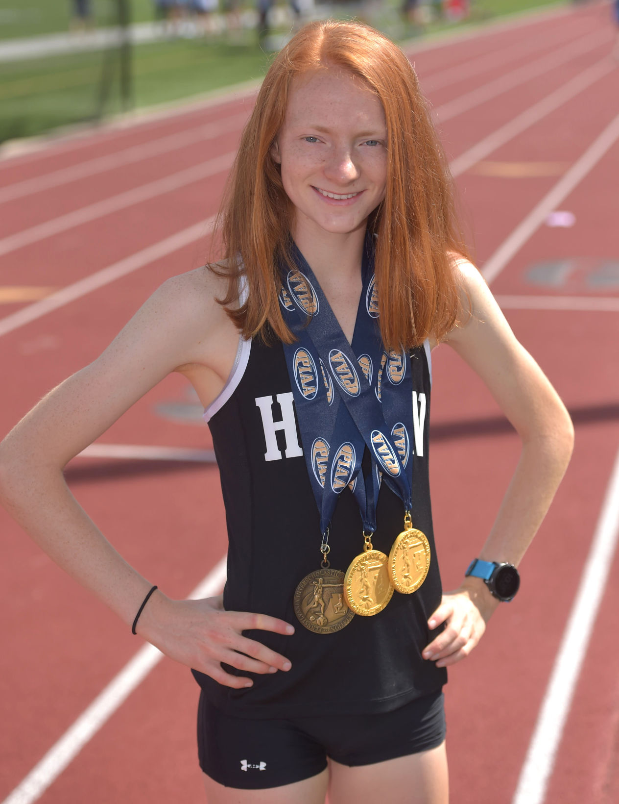 All-Delco Girls Track and Field: Competitive fire gets ...